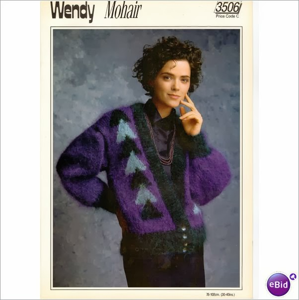b7736b71d http   uk.ebid.net for-sale sirdar-9258-ladies-and-girls-mohair-cardigan- knitting-pattern-28-40ins-117285335.htm
