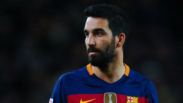 Arda Turan se ha convertido en un talismán para el Barça