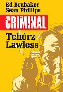Criminal tom 1 okładka
