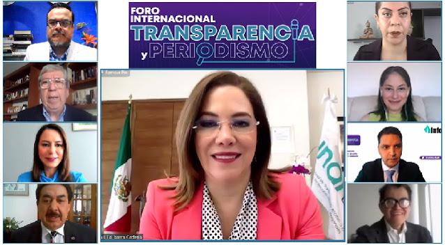 Reconocimiento a mujeres periodistas por su compromiso y valentía en sus funciones: Blanca Lilia Ibarra Cadena