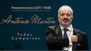 Presentaciones de TODAS las Comparsas de ANTONIO MARTIN (2017-1968)