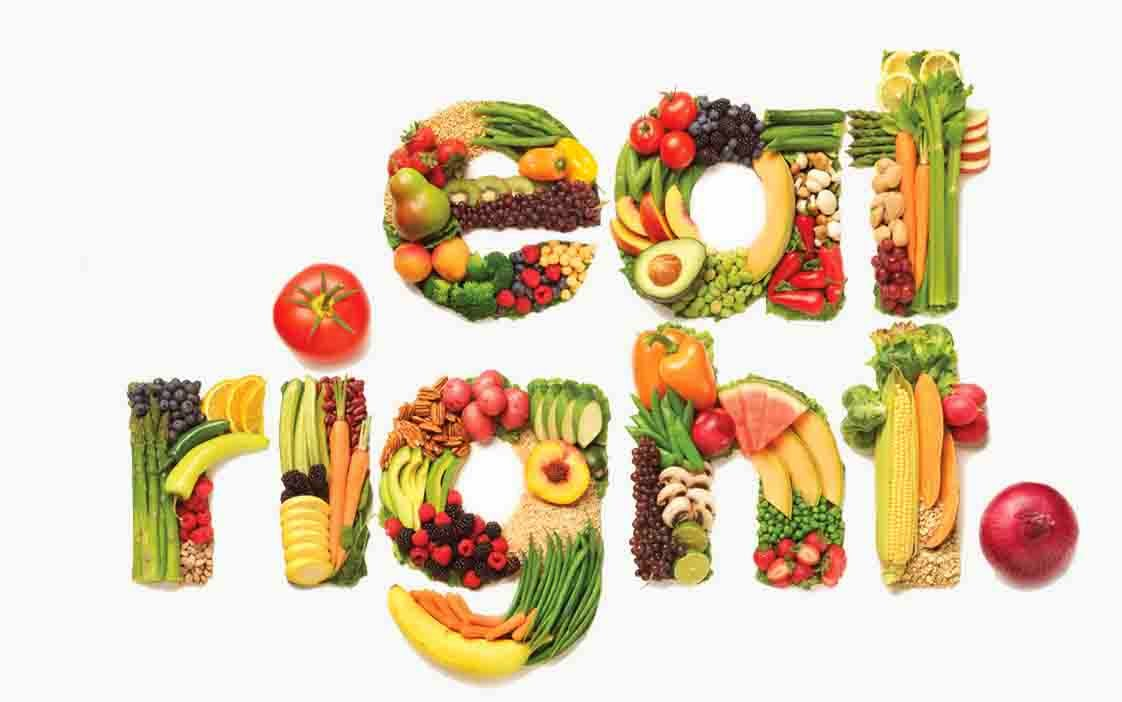 What to eat: Eat right like fruits and green leafy vegetables
