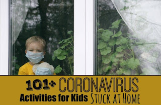 Things to do in corona virus covid 19 isolation