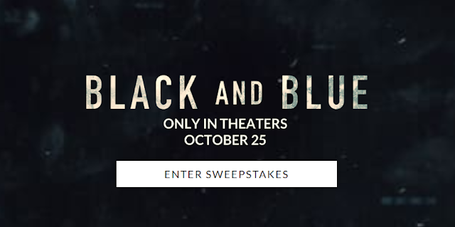 "Sony is celebrating fearless females and the movie ""Black And Blue"" by giving you a chance to enter every day to win a vacation to the movie premiere!"