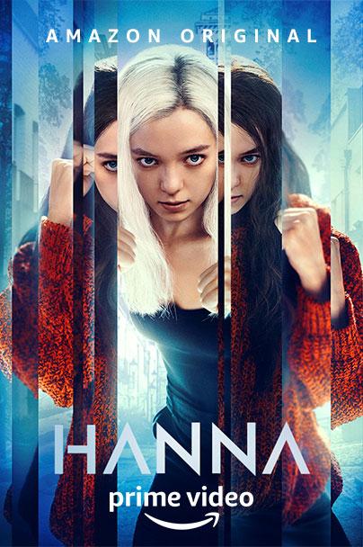 Póster de la segunda temporada de Hanna