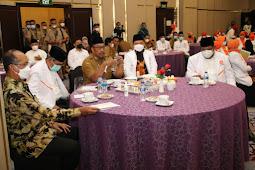 Habib Abu Bakar Al Habsy Puji Seni Komunikasi Murad Ismail Majukan Maluku