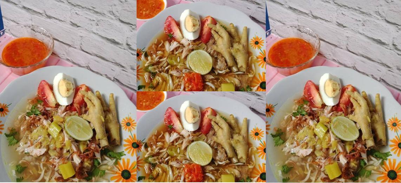 10 Resep dan cara membuat soto ayam bening enak dan