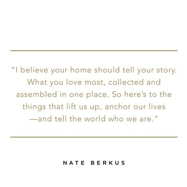 Create a meaningful spring mantel that works for anytime but has a subtle spring theme and why you should be telling your story with your home decor as explained with a Nate Berkus quote.