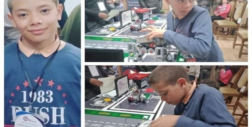 طفل جزائري يخترع+بلحرش موسى | طفل جزائري يخترع نظام تحكم ضوئي بالـ wifi+النظريات والتطبيقات في عالم الروبوت+إختراع نظام تحكم ضوئي+الجلفة+élève+Algérien-Moussa-Bel-lahrech
