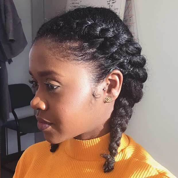 23 Amazing Flat Twist Hairstyles You Will Love In 2020 Styleafrika