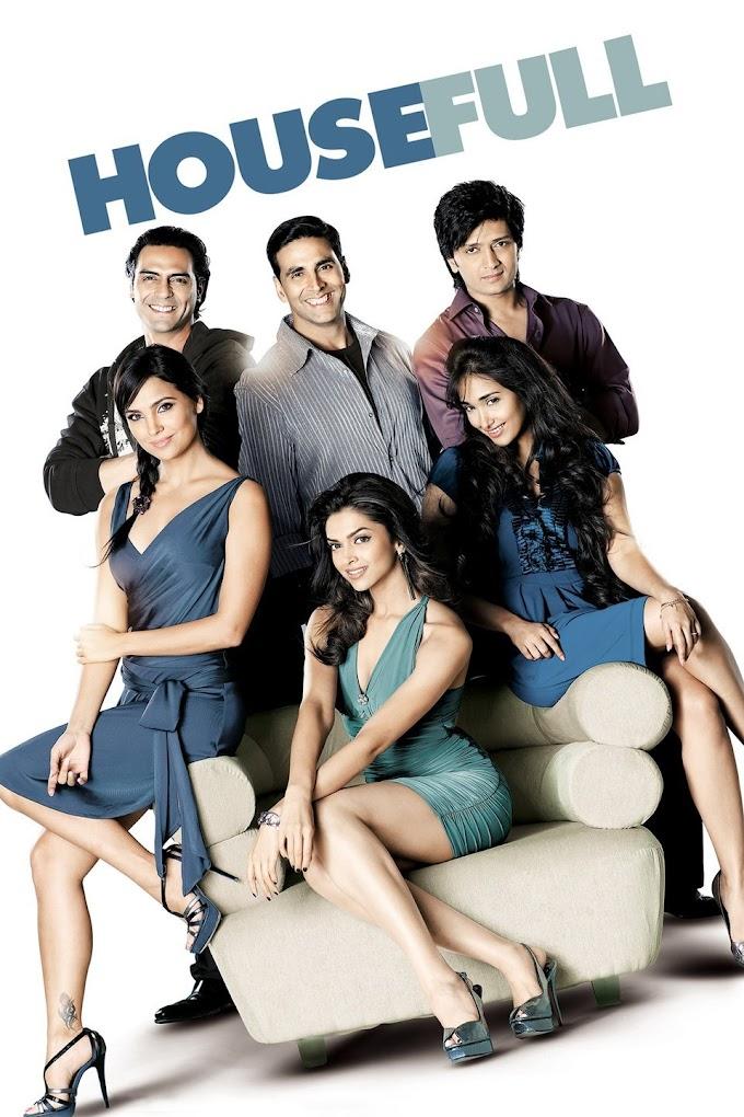 Housefull 2010 BRRip 480p Full Movie Download