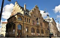 Dawn. Reichsbank (Bank Rzeszy) - siedziba Prokuratury Rejonowej