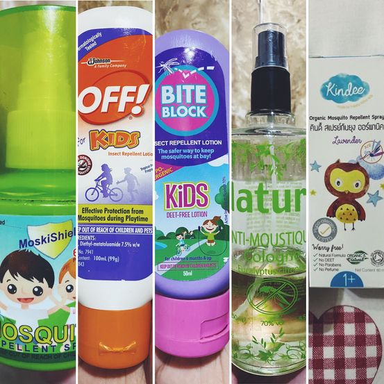The 6 Best Insect Repellent Brands In The Philippines For Babies