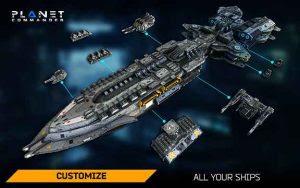 Planet Commander Mod