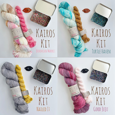 Kairos Kits in 4 Colors