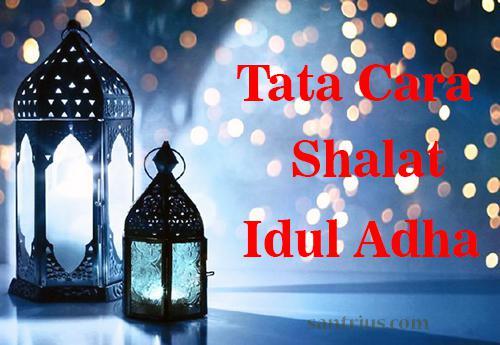 Cara Shalat Idul Adha