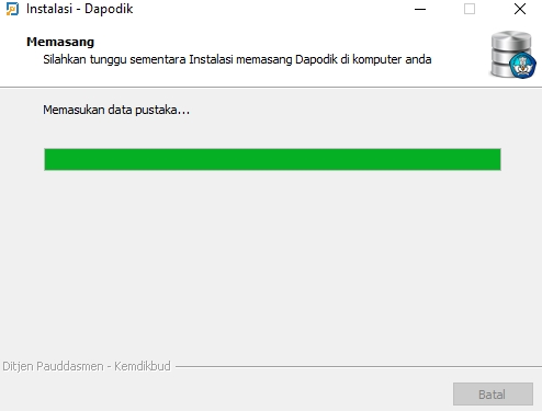 2 Cara Gampang Update Dapodik Versi 2020.a ke 2020.b