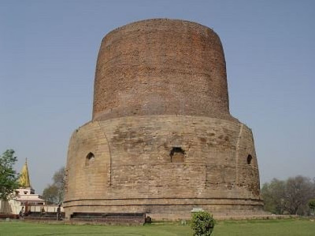 Buddhist Stupa, Sarnath