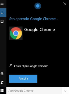 Programmi con Cortana