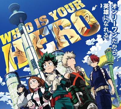 Boku no Hero Academia the Movie: Futari no Hero Subtitle Indonesia