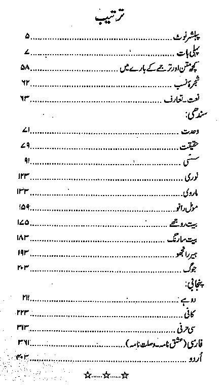Kalam Sachal Sarmat Urdu tarjuma by Shafqat Tanveer Mirza