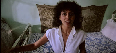 Marina Sirtis, from Star Trek The Next generation, as a sex worker.