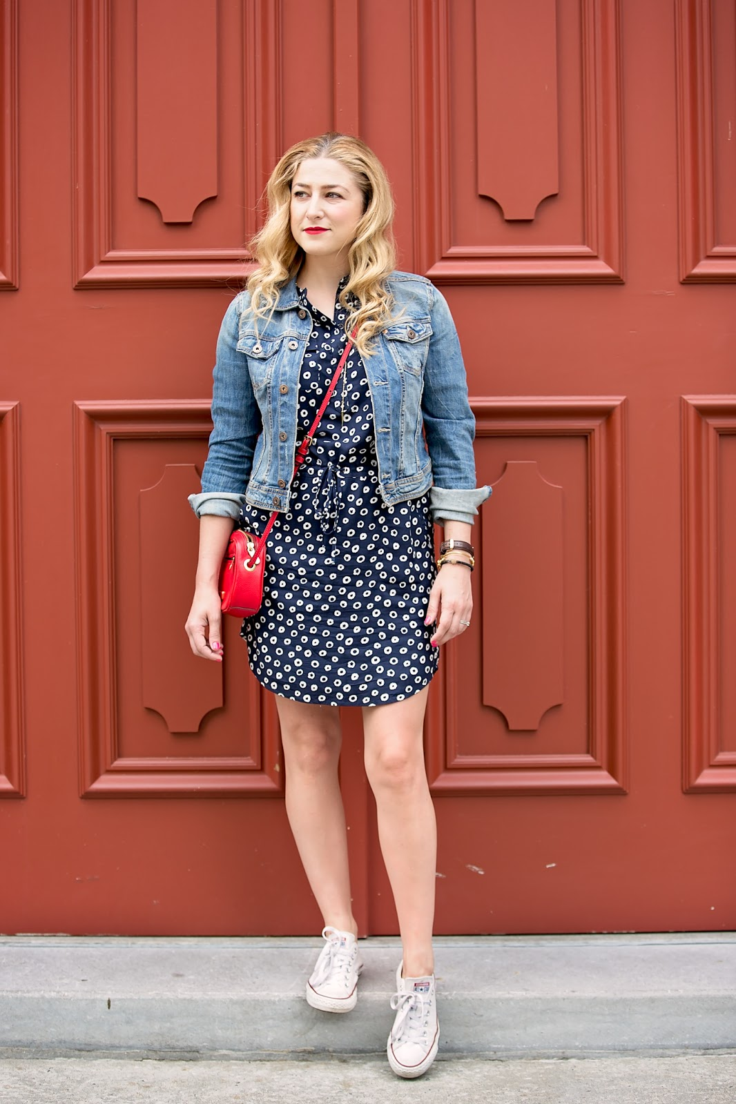 cute shirtdress