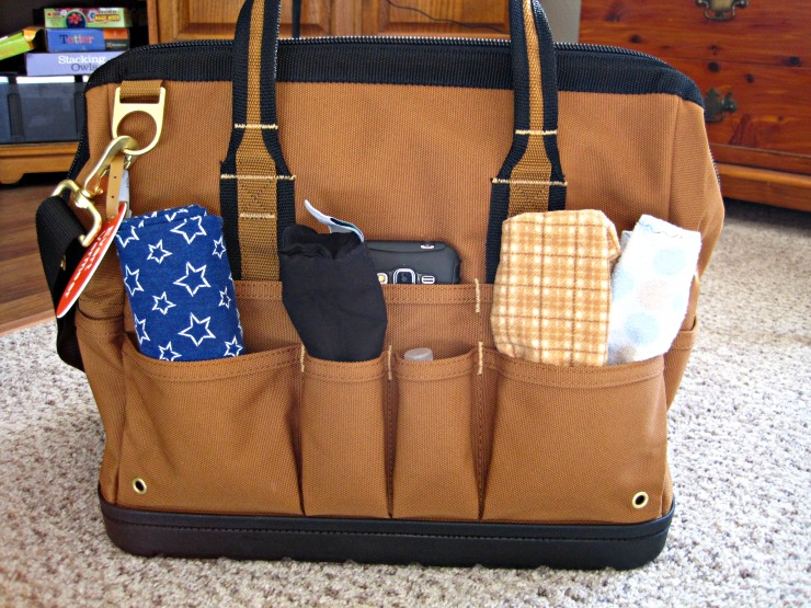 manly diaper bag easy to use diaper bag tough diapering cloth diapers
