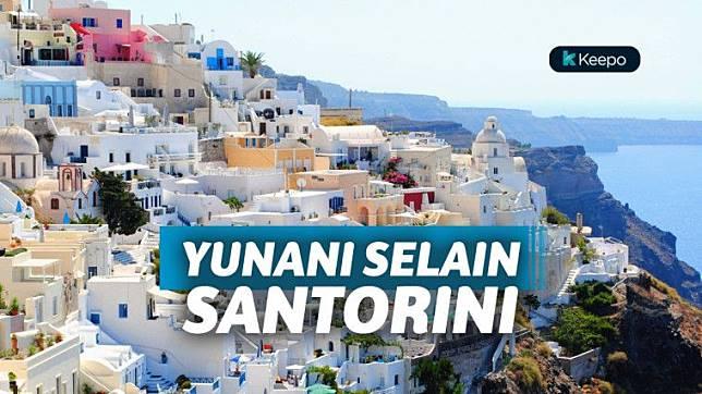 Rekomendasi 7 Tempat Wisata di Yunani yang Romantis