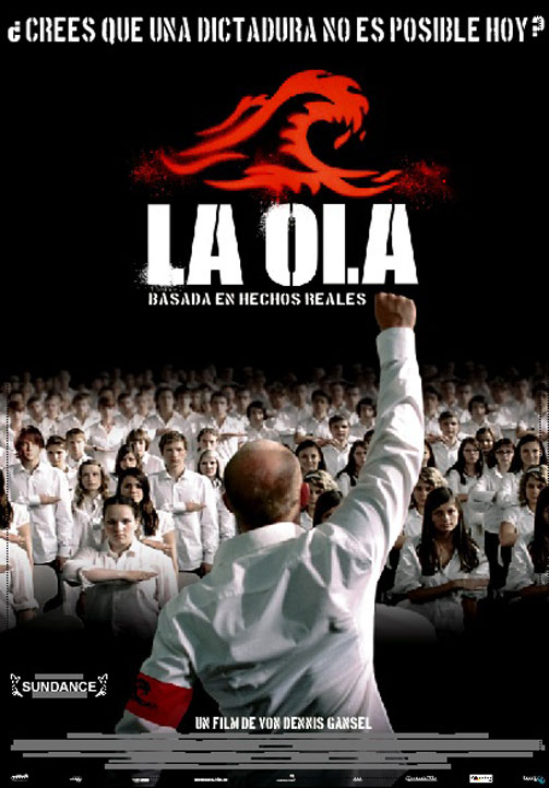La Ola (Die Welle) The Wave Español Mega