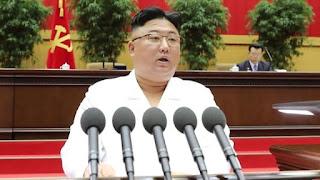 North Korea's Kim looks quite thin, sparking health speculation