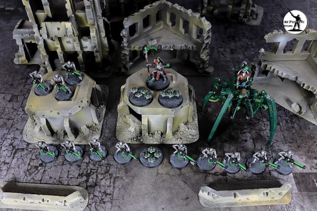 Warhammer 40k Necron Warriors