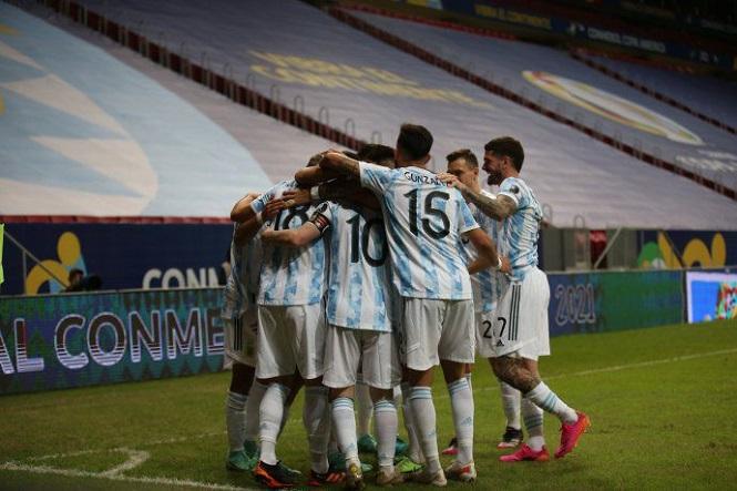 Argentina vs Colombia: Hora, TV y formaciones