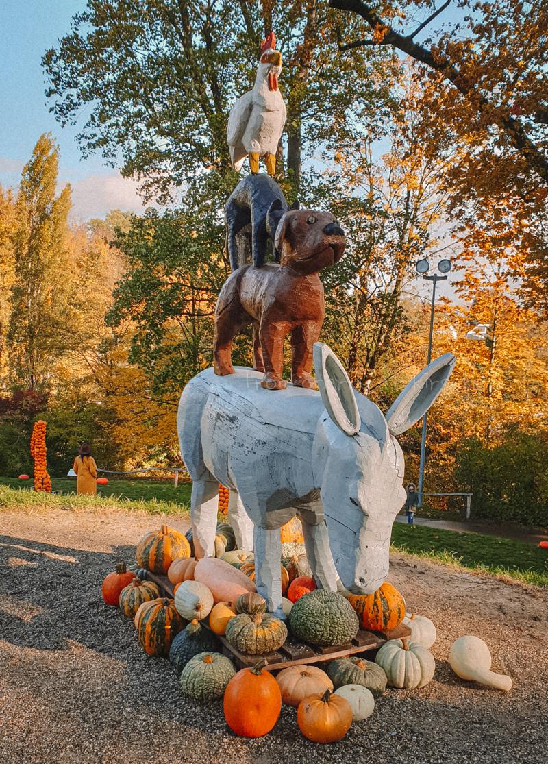 Ludwigsburg Pumpkin Festival Art