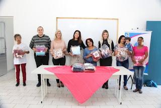 Fundo Social em parceria com a Apas realizam Curso de Rotisserie e Capacitam Jovens