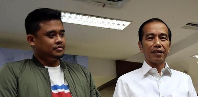 Nama Menantu Jokowi Masuk Bursa Walikota Medan, PDIP: Harus Benar-Benar Niat