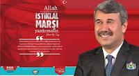 Hidayet Kılınç, Anamur Belediyesi, Anamur Haber, Anamur Son Dakika,