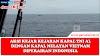 Video : Aksi Kejar Kejaran Kapal TNI AL Dengan Kapal Nelayan Vietnam Diperairan Indonesia