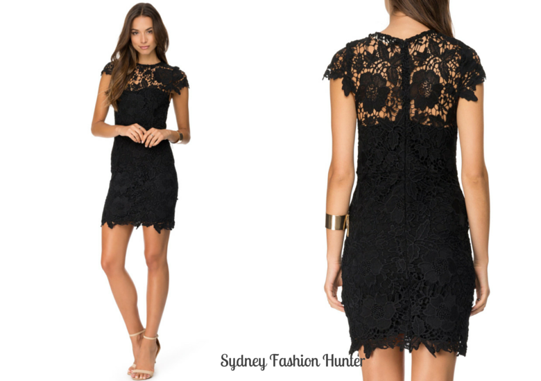 ATMOS & HERE Orchard Lace Dress