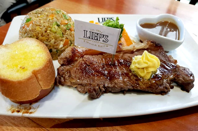 lieps cafe lampung