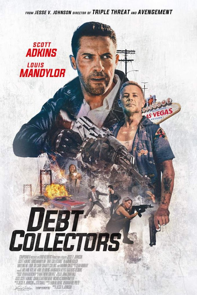 [MOVIE] Debt Collectors (2020)