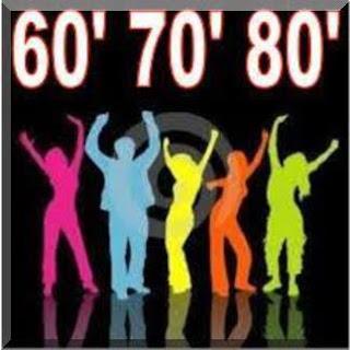 Musicas anos 60 70 80