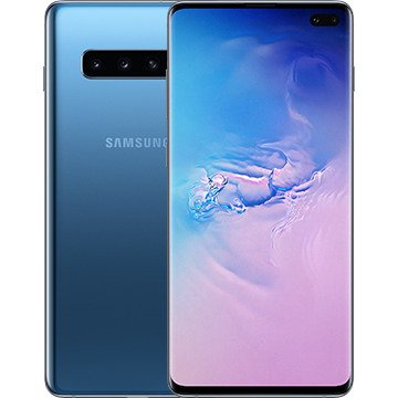 Samsung Galaxy S10+ Prism blue