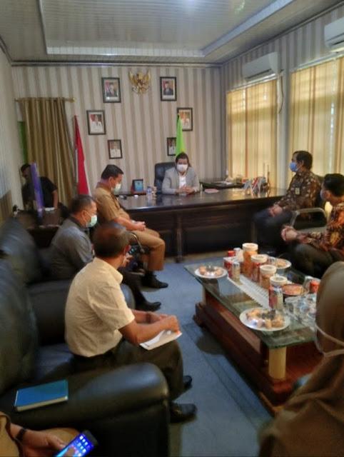 PALI Sabet Penghargaan KSWP Dari Direktoral Jendral Pajak