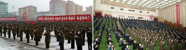 (1) DPRK Continue Army-People Rallies