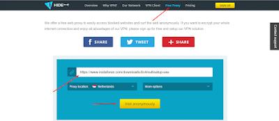 Cara Cepat Buka Situs Yand Diblok