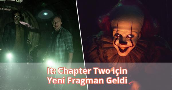 It: Chapter Two Yeni Fragman İzle
