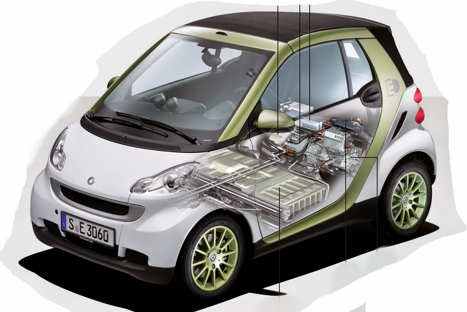 Lg Chem To Supply Batteries For Daimler S Smart Evs