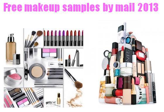 Makeup free samples