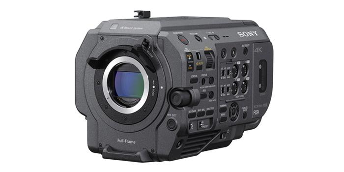 Цифровая кинокамера Sony